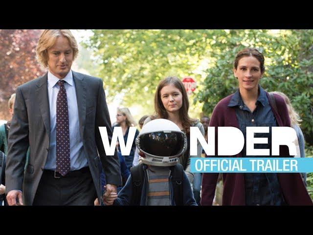 Wonder (2017) video/trailer