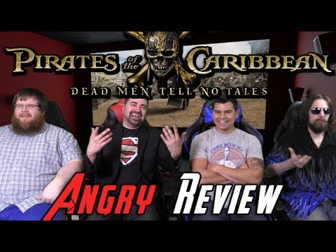 AngryJoeShow - Pirates of the caribbean dead man angry review