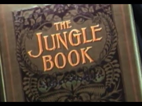 Channel Awesome - Jungle book - disneycember