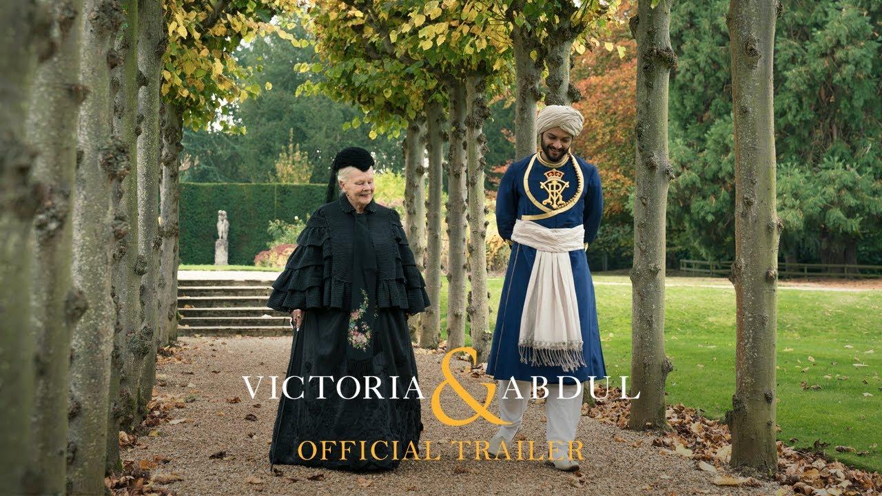 Victoria and Abdul (2017) video/trailer