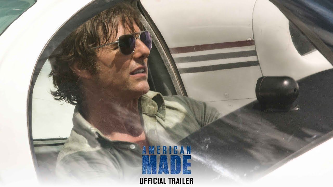 American Made (2017) video/trailer