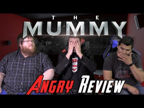 AngryJoeShow - The mummy angry movie review