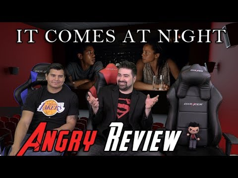 AngryJoeShow - It comes at night angry movie review