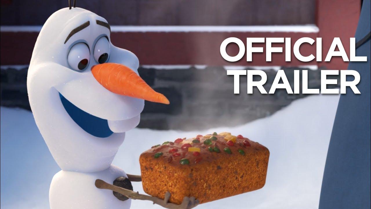 Olaf's Frozen Adventure (2017) video/trailer