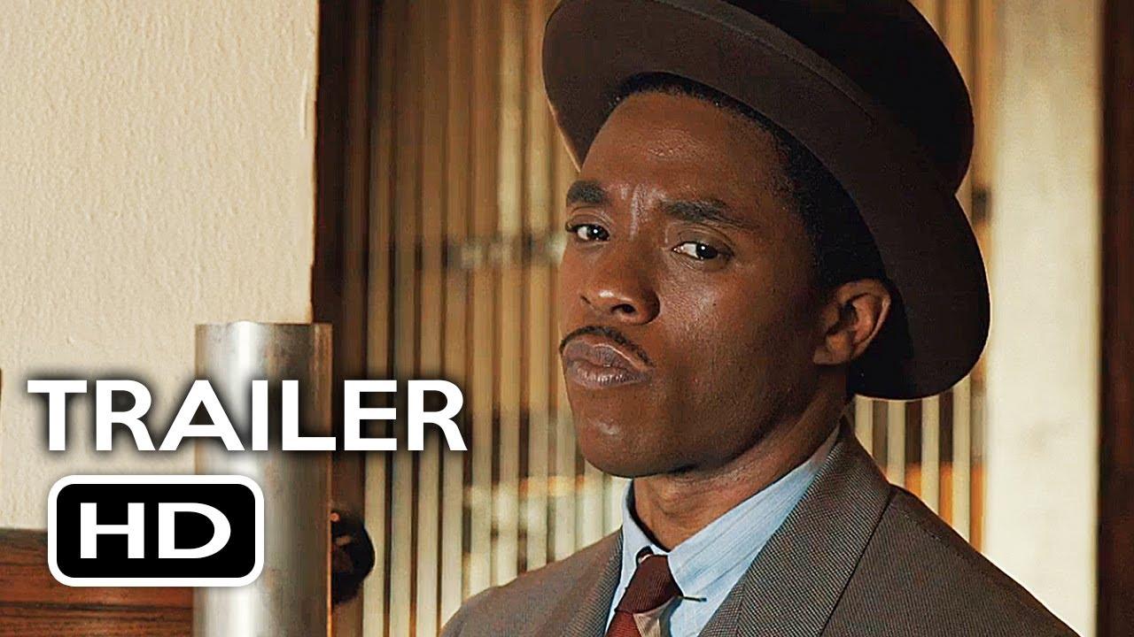 Marshall (2017) video/trailer