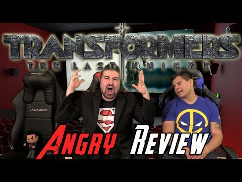AngryJoeShow - Transformers: the last knight angry movie review