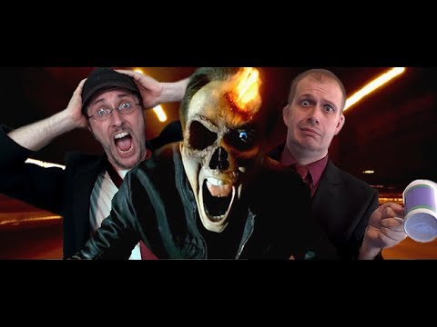 Channel Awesome - Ghost rider 2  - nostalgia critic