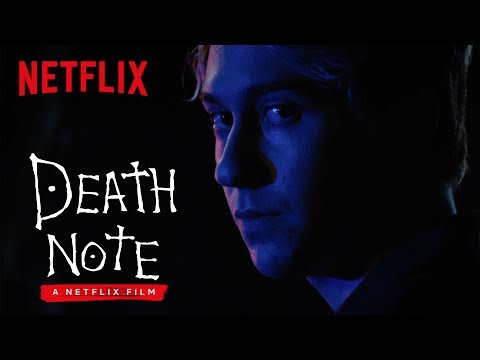 Death Note - Official Trailer