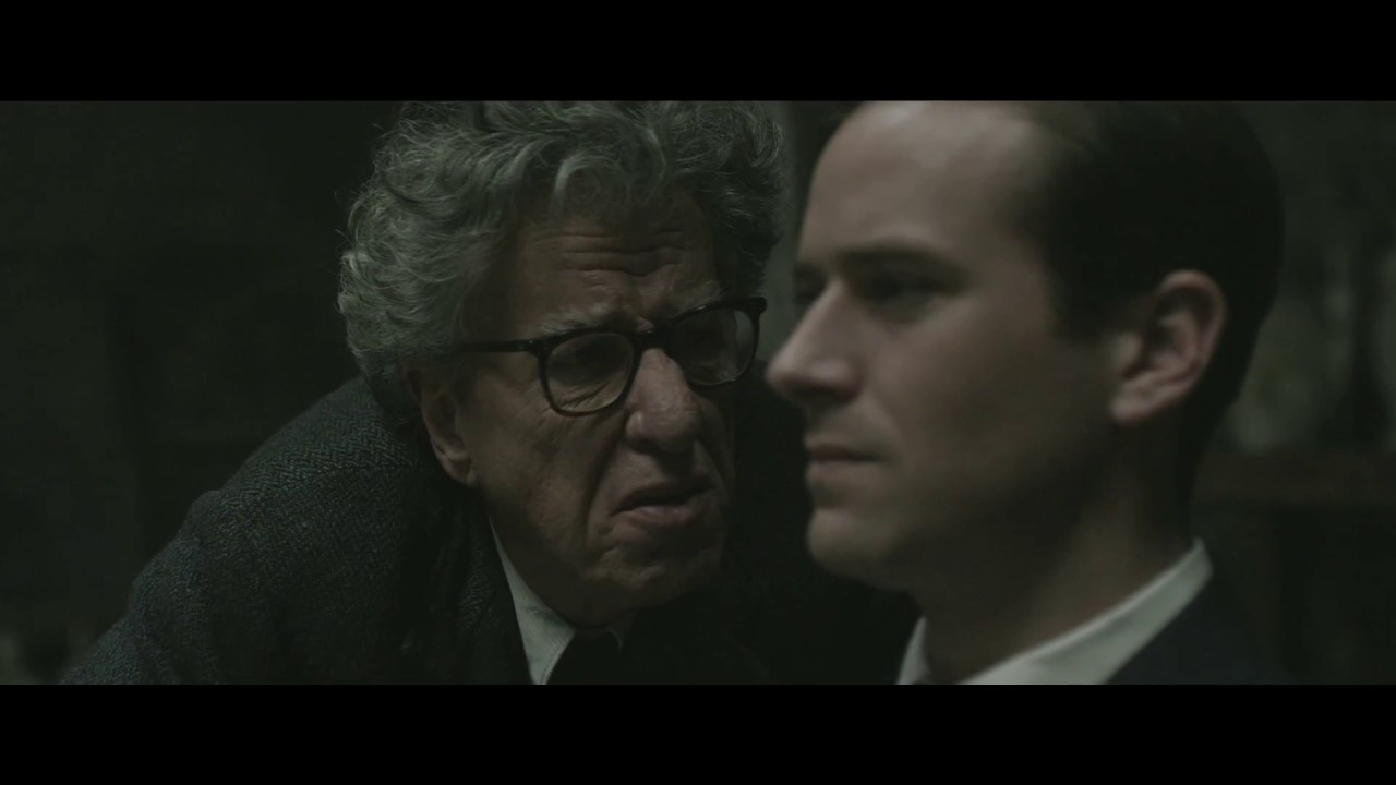 Final Portrait (2017) video/trailer