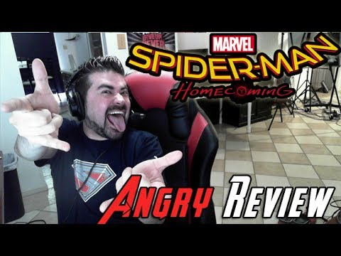 AngryJoeShow - Spiderman: homecoming angry movie review