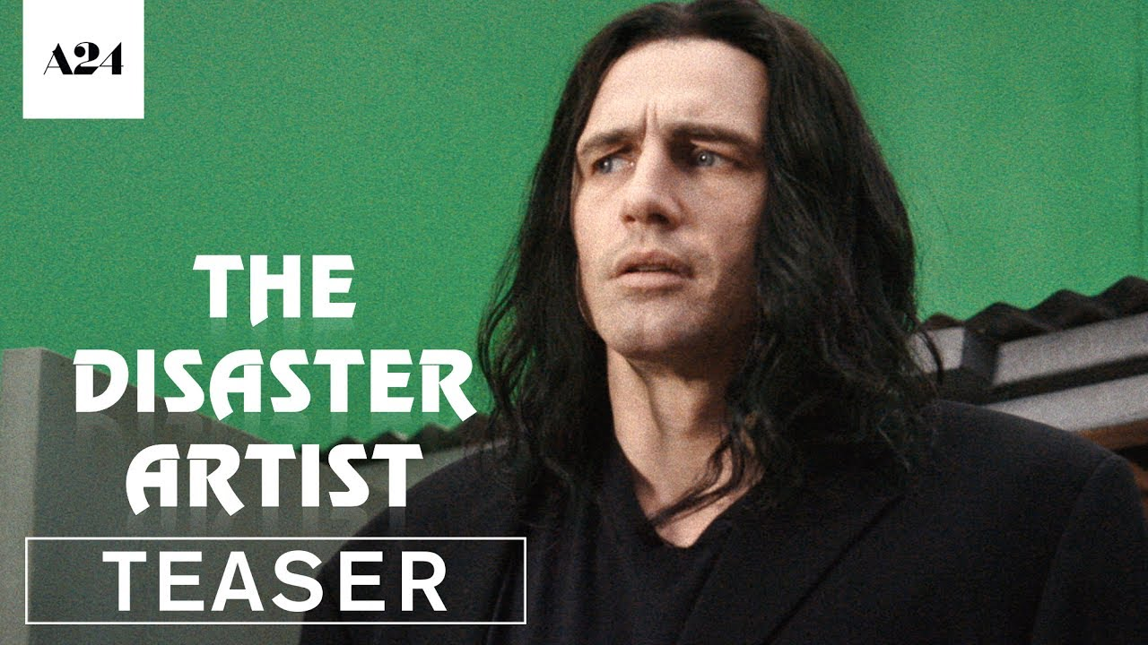 The Disaster Artist (2017) video/trailer