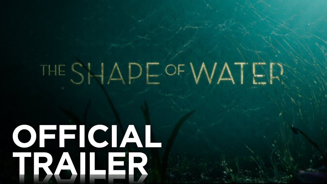 The Shape of Water (2017) video/trailer