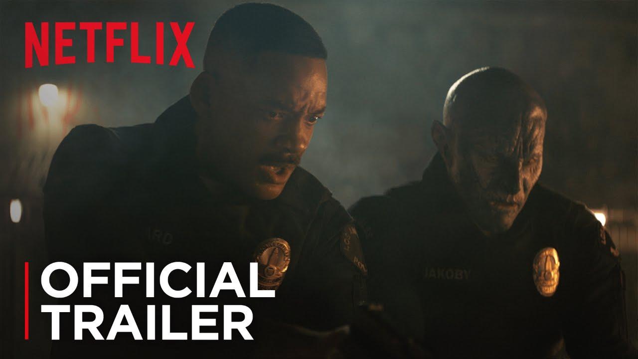 Bright (2017) video/trailer