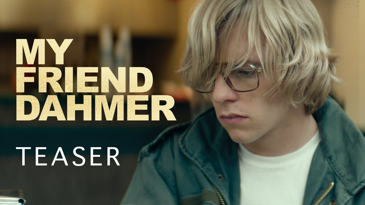 My Friend Dahmer (2017) video/trailer