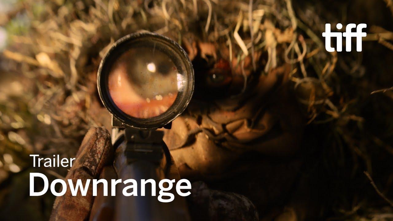 Downrange (2017) video/trailer