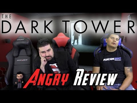 AngryJoeShow - The dark tower angry movie review