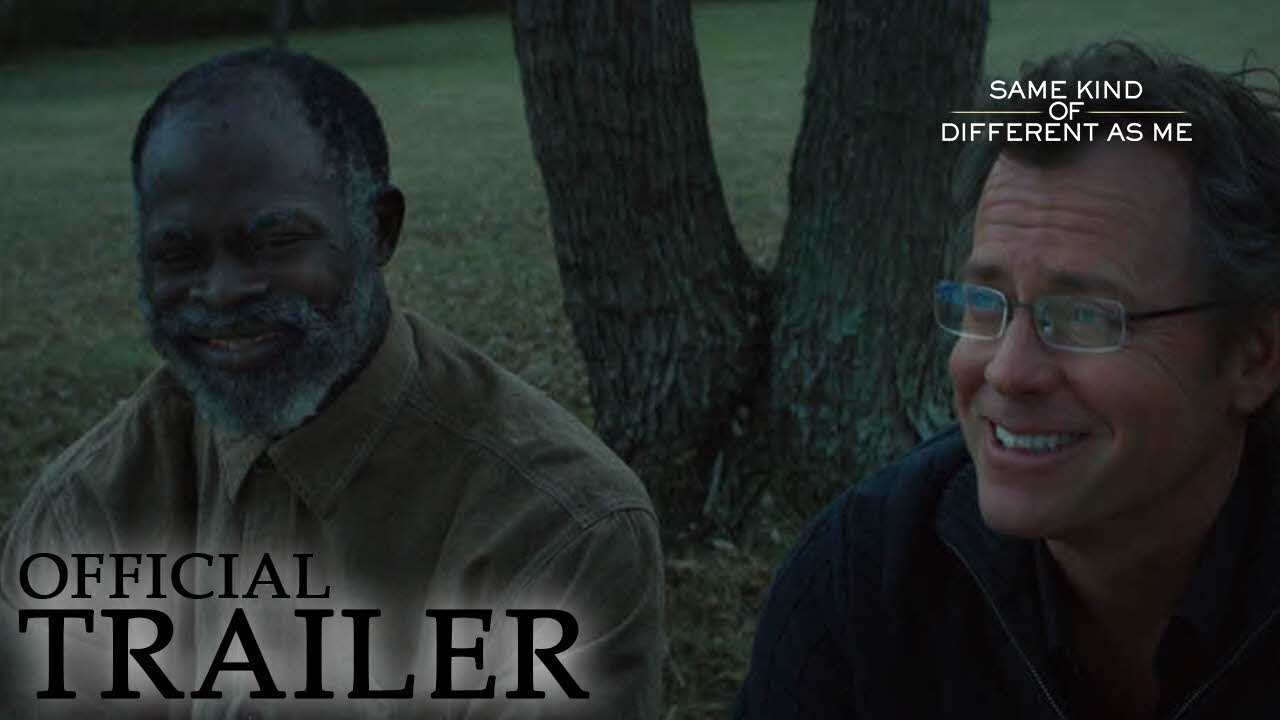 Same Kind of Different as Me (2017) video/trailer