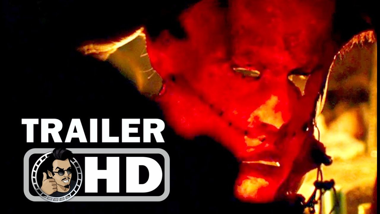Leatherface (2017) video/trailer