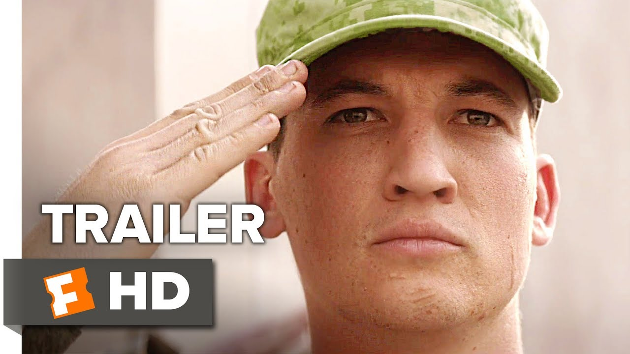 Thank You for Your Service (2017) video/trailer