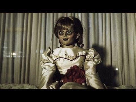 RackaRacka - Cursed annabelle doll haunting