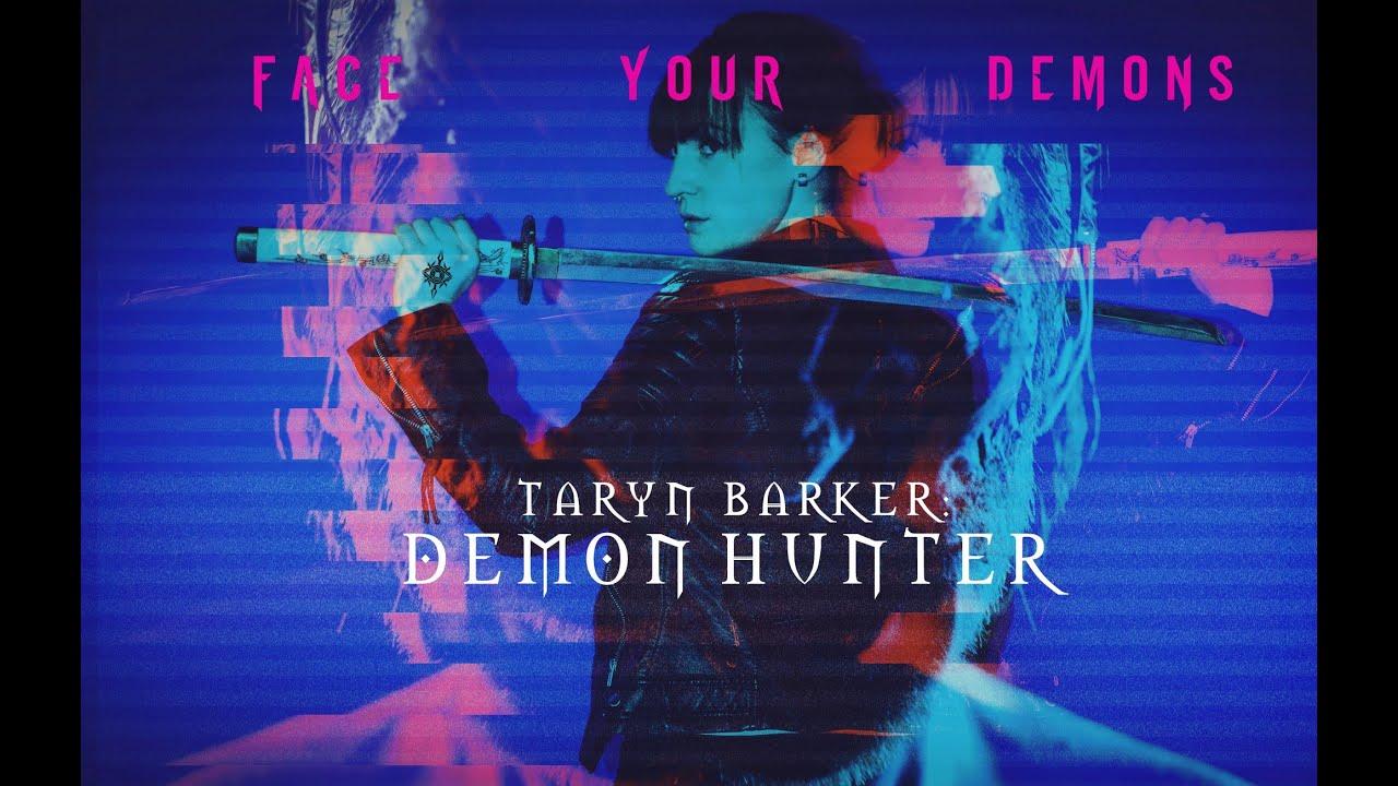 Taryn Barker: Demon Hunter (2016) video/trailer