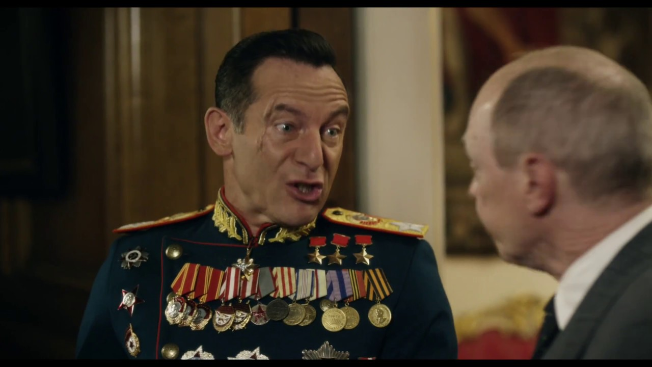 The Death of Stalin (2017) video/trailer