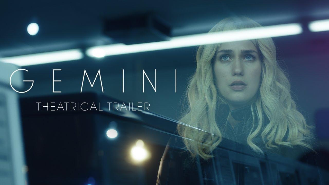 Gemini (2017) video/trailer