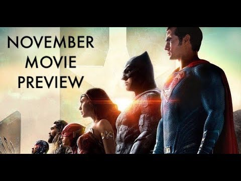Schmoes Knows - November 2017 movie preview - justice league, thor: ragnarok, murder on the orient express