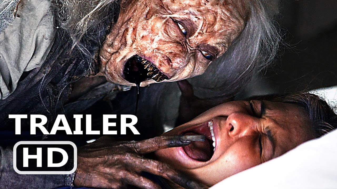 Ghost House (2017) video/trailer
