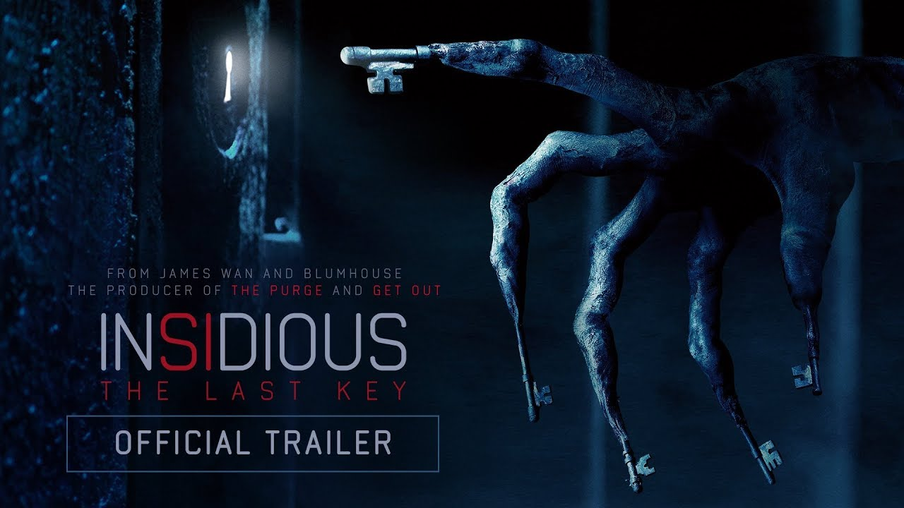 Insidious: The Last Key (2018) video/trailer