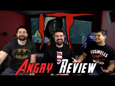 AngryJoeShow - It (2017) angry movie review