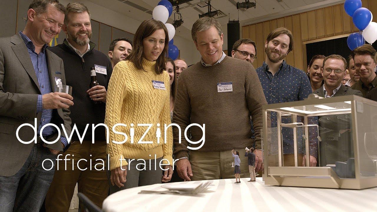 Downsizing (2017) video/trailer