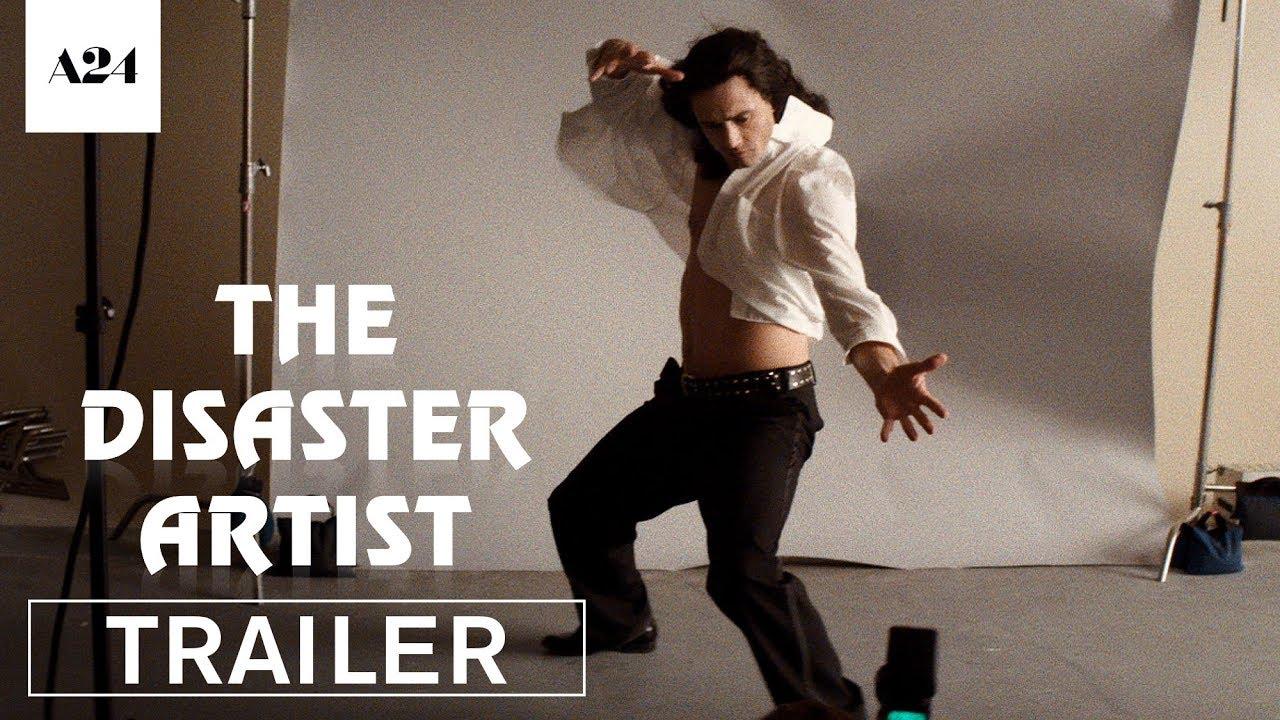 The Disaster Artist (2017) video/trailer