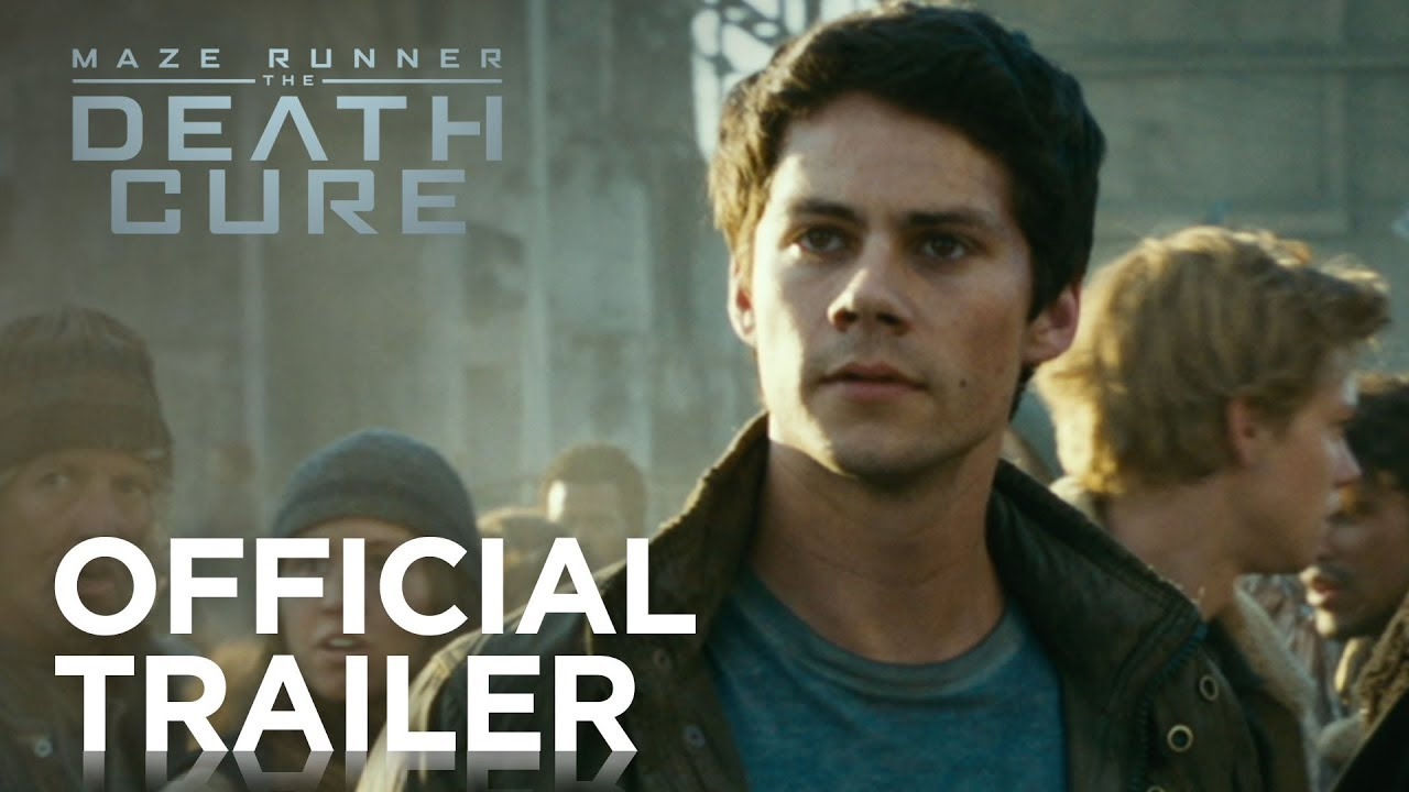 Maze Runner: The Death Cure (2018) video/trailer