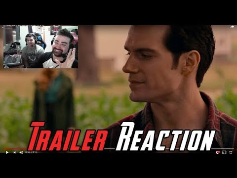 AngryJoeShow - Justice league final trailer reaction