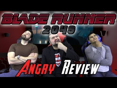 AngryJoeShow - Blade runner 2049 angry movie review
