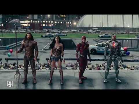 Justice League - TV-spot: Hero