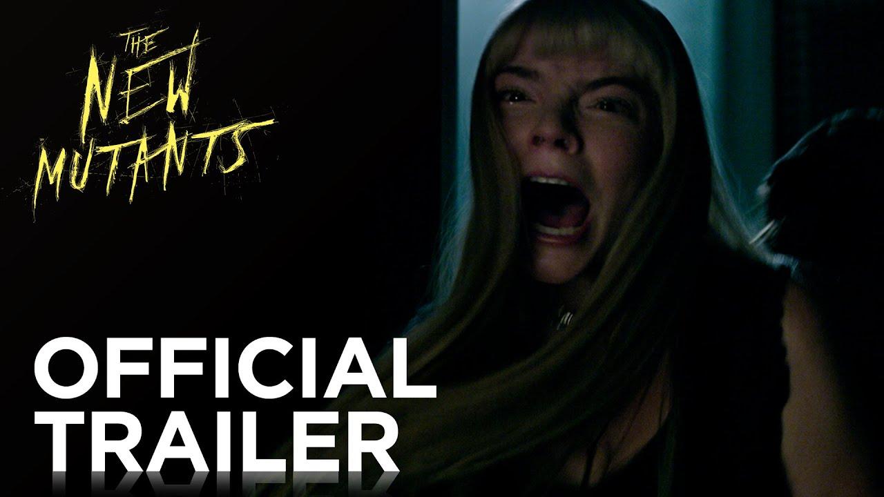X-Men: The New Mutants (2018) video/trailer