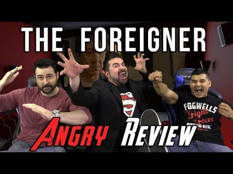 AngryJoeShow - The foreigner angry movie review