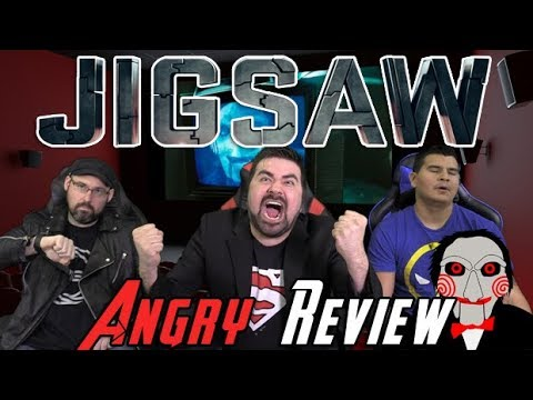 AngryJoeShow - Jigsaw angry movie review