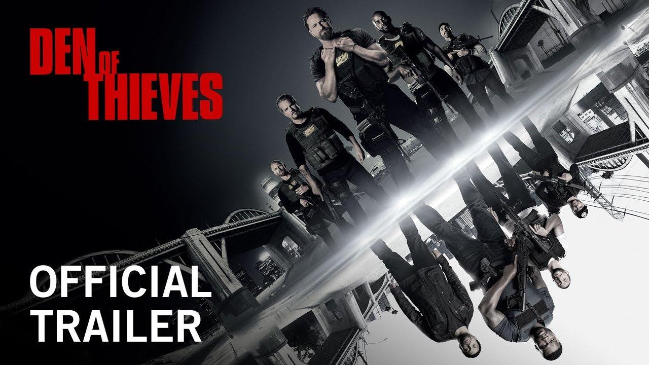 Den of Thieves (2018) video/trailer