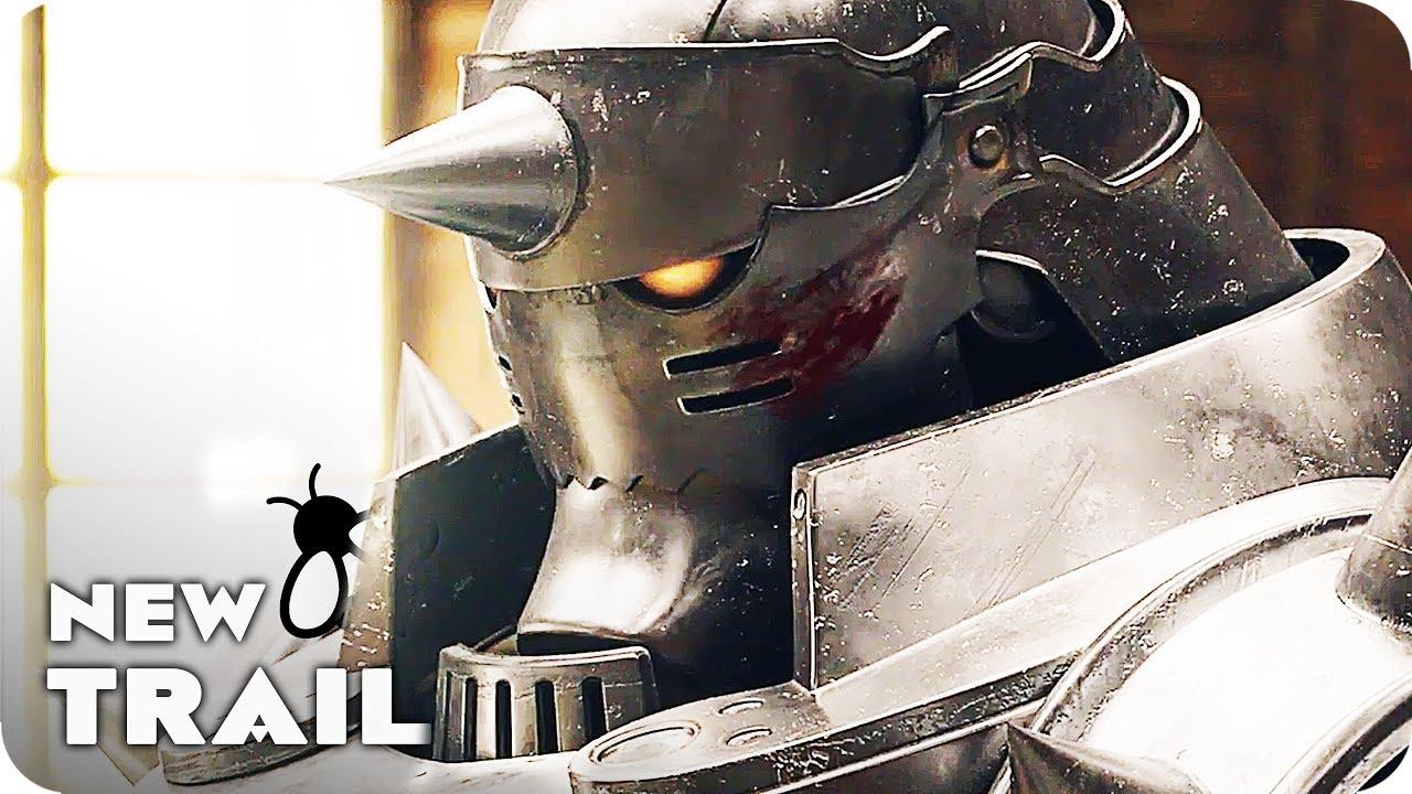 Fullmetal Alchemist (2017) video/trailer
