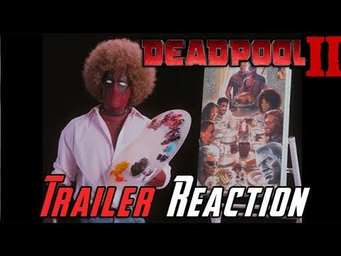 AngryJoeShow - Deadpool 2 teaser trailer angry reaction