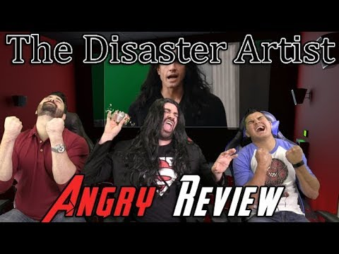 AngryJoeShow - The disaster artist angry movie review