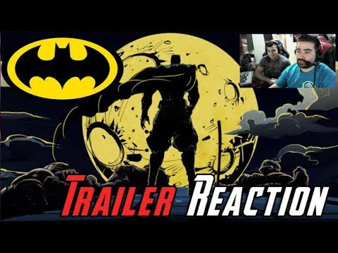 AngryJoeShow - Batman ninja (2018) angry trailer reaction!
