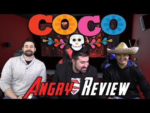 AngryJoeShow - Coco angry movie review