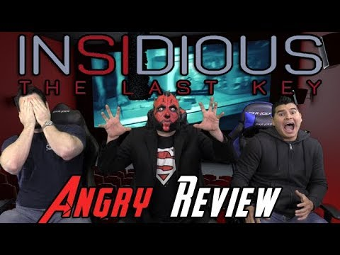 AngryJoeShow - Insidious: the last key angry movie review