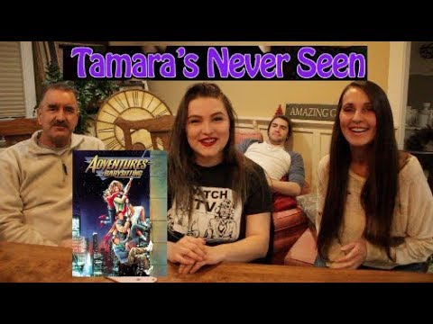 Channel Awesome - Adventures in babysitting - tamara's never seen