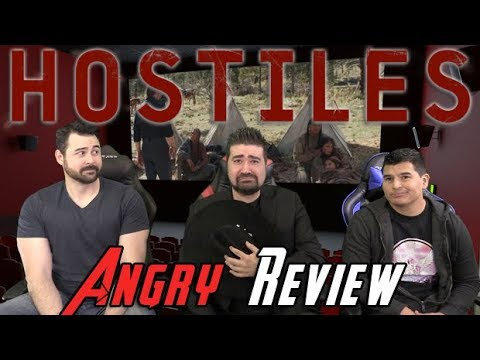 AngryJoeShow - Hostiles angry movie review