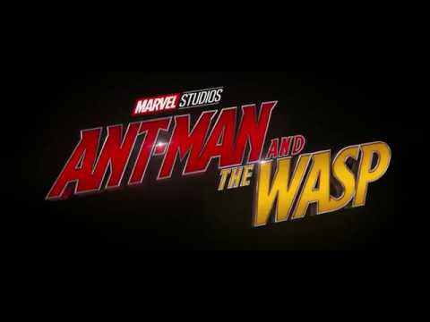 Ant-Man and the Wasp - teaser trailer